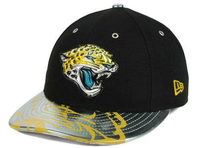 Jacksonville Jaguars New Era 2017 NFL Low Profile Draft 59FIFTY Cap
