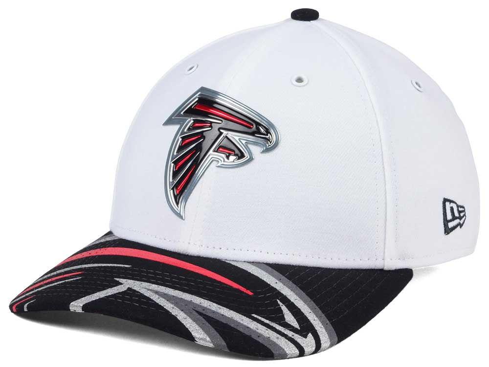 Atlanta Falcons New Era 2017 NFL Draft Fashion 39THIRTY Cap  cb0cc760a09