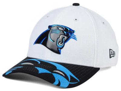 Carolina Panthers New Era 2017 NFL Draft Fashion 39THIRTY Cap