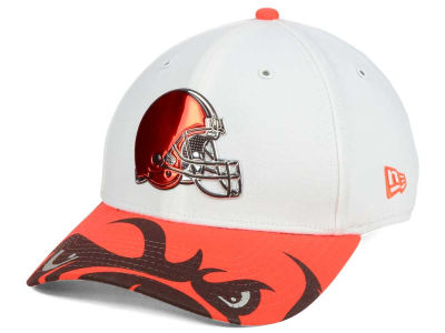 Cleveland Browns New Era 2017 NFL Draft Fashion 39THIRTY Cap