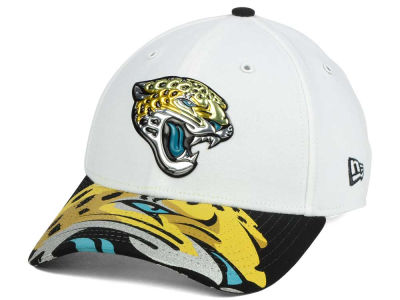 Jacksonville Jaguars New Era 2017 NFL Draft Fashion 39THIRTY Cap