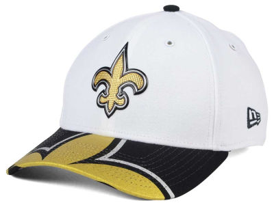 New Orleans Saints New Era 2017 NFL Draft Fashion 39THIRTY Cap