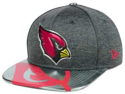 Arizona Cardinals New Era 2017 NFL Draft 9FIFTY Snapback Cap