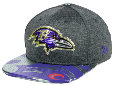 Baltimore Ravens New Era 2017 NFL Draft 9FIFTY Snapback Cap