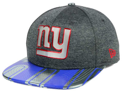 New York Giants New Era 2017 NFL Draft 9FIFTY Snapback Cap