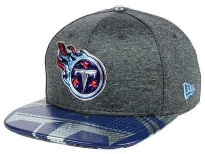Tennessee Titans New Era 2017 NFL Draft 9FIFTY Snapback Cap