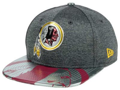 Washington Redskins New Era 2017 NFL Draft 9FIFTY Snapback Cap