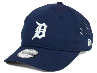 Detroit Tigers New Era MLB Jr Perf Pivot 2 9TWENTY Adjustable Cap
