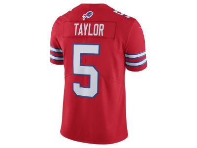 Buffalo Bills Tyrod Taylor Nike NFL Men's Limited Color Rush Jersey