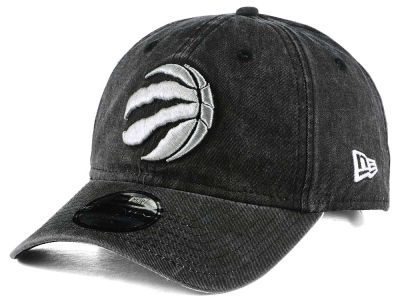 Toronto Raptors New Era NBA Rugged Wash 9TWENTY Strapback Cap