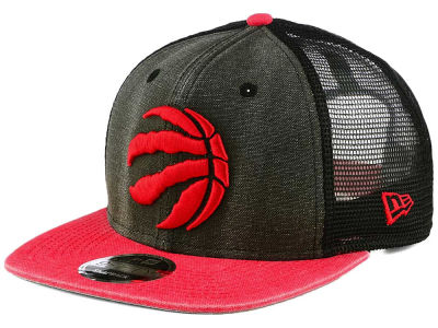 Toronto Raptors New Era NBA Rugged Trucker Adjustable Cap