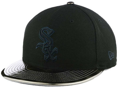 Chicago White Sox New Era MLB Luster Trim 9FIFTY Snapback Cap