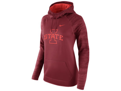 Iowa State Cyclones Nike NCAA Women's Therma Hoodie