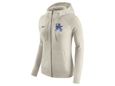 Kentucky Wildcats Nike NCAA Women's Gym Vintage Full-Zip Hoodie