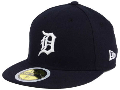 Detroit Tigers New Era MLB Authentic Collection 59FIFTY Cap