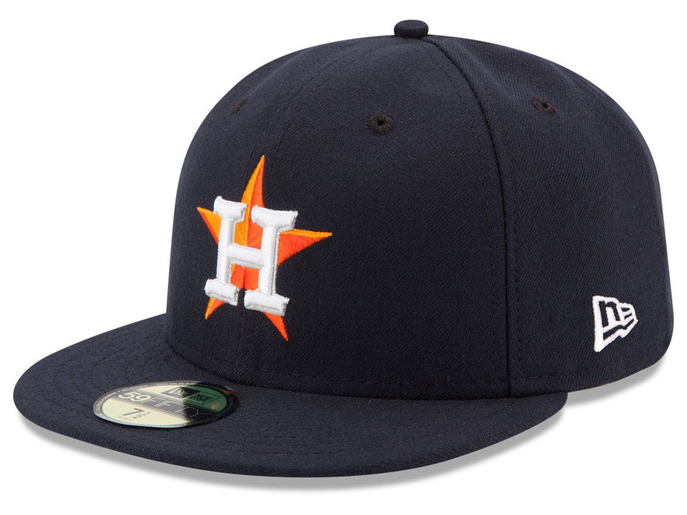 Houston Astros New Era MLB Authentic Collection 59FIFTY Cap 193a830574ae