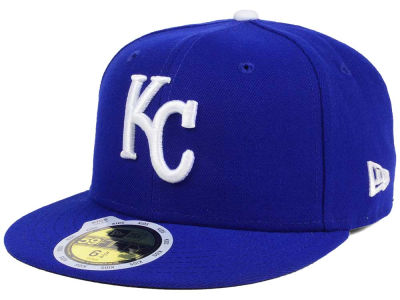 Kansas City Royals New Era MLB Authentic Collection 59FIFTY Cap