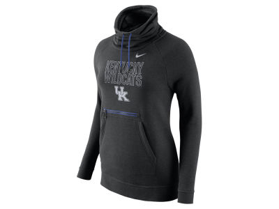 Kentucky Wildcats Nike NCAA Women's Funnel Neck Hoodie