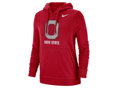 Ohio State Buckeyes Nike NCAA Women's Club Hooded Sweatshirt