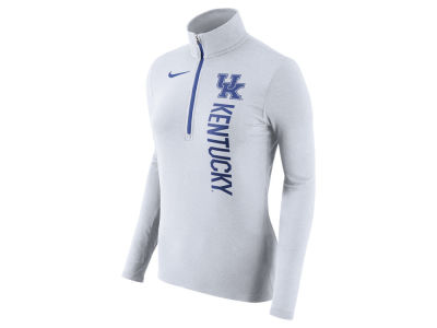 Kentucky Wildcats Nike NCAA Women's Stadium Element Quarter Zip Pullover