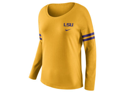 LSU Tigers Nike NCAA Women's Tailgate T-Shirt