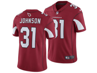 Arizona Cardinals David Johnson Nike NFL Men's Vapor Untouchable Limited Jersey