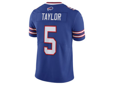 Buffalo Bills Tyrod Taylor Nike NFL Men's Vapor Untouchable Limited Jersey