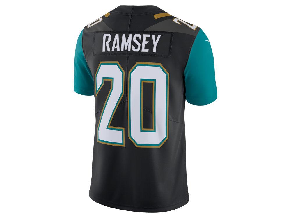 Jacksonville Jaguars Jalen Ramsey Nike NFL Men s Vapor Untouchable Limited  Jersey  cf750f303