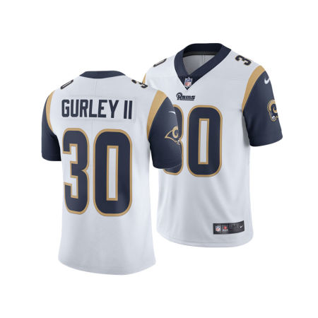 Los Angeles Rams Todd Gurley Nike NFL Men's Vapor Untouchable Limited Jersey