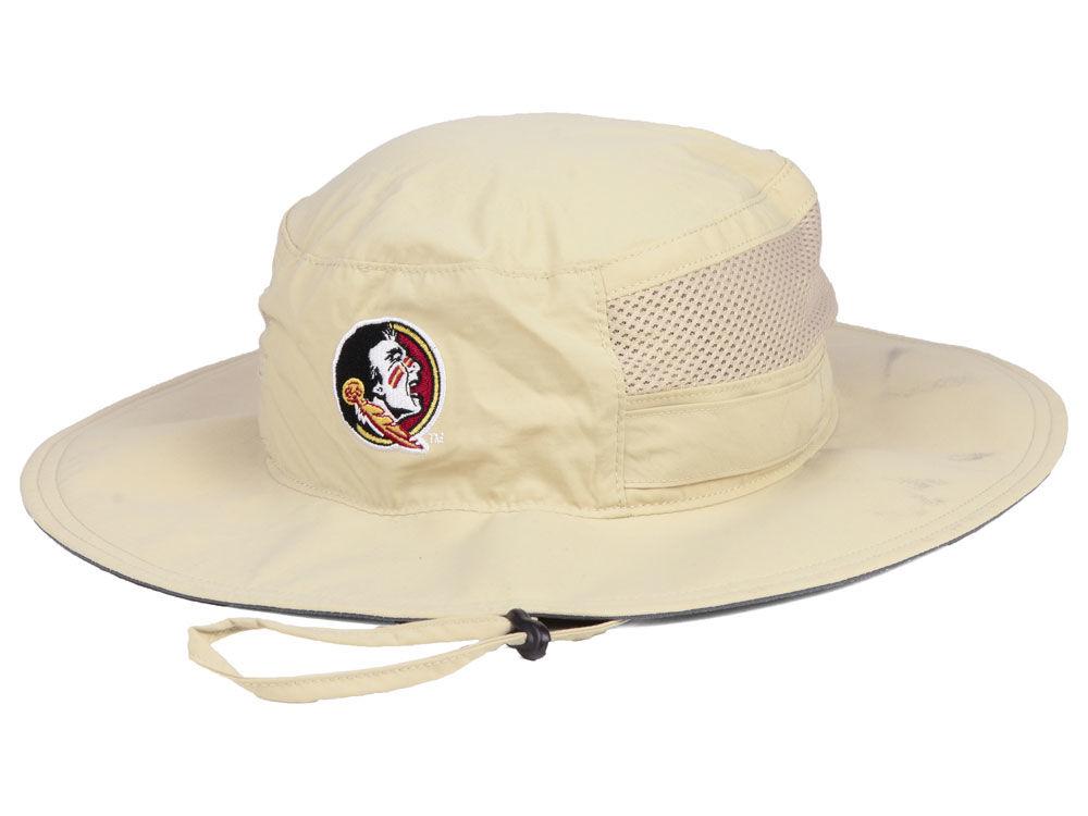 b41d6722 Shoptagr   Florida State Seminoles Columbia Bora Bora Booney Hat by Lids