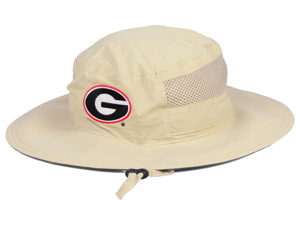 Georgia Bulldogs Columbia Bora Bora Booney Hat  9db155a6477