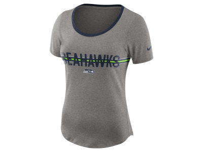Seattle Seahawks Nike NFL Women's Strike Slub T-Shirt