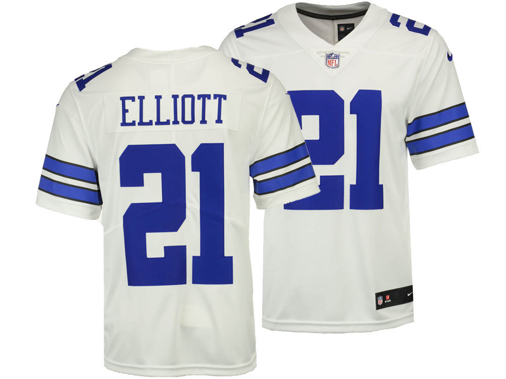 Dallas Cowboys Ezekiel Elliott Nike NFL Men s Vapor Untouchable Limited  Jersey  e2c43a128