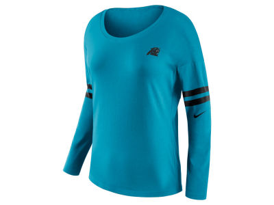 Carolina Panthers Nike NFL Women's Tailgate Long Sleeve Top