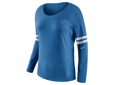 Detroit Lions Nike NFL Women's Tailgate Long Sleeve Top