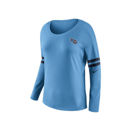 Tennessee Titans Nike NFL Women's Tailgate Long Sleeve Top