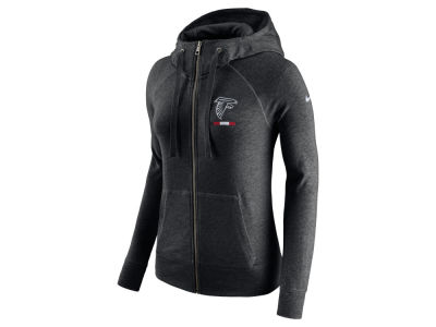Atlanta Falcons Nike NFL Women's Gym Vintage Full Zip Hoodie