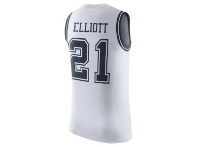 Dallas Cowboys Ezekiel Elliott Nike NFL Men's Player Jersey Tank