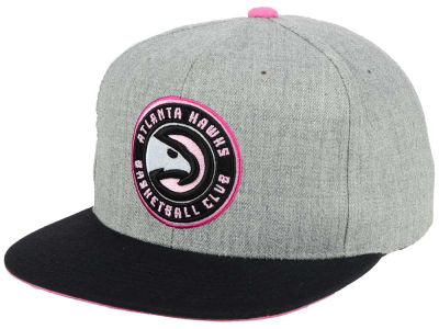 Atlanta Hawks Mitchell and Ness The Hitman Snapback Cap