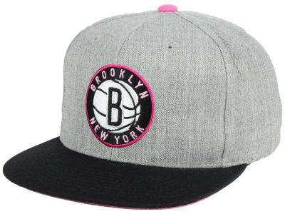 Brooklyn Nets Mitchell and Ness The Hitman Snapback Cap