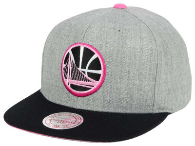 Golden State Warriors Mitchell and Ness The Hitman Snapback Cap