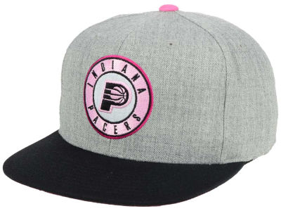 Indiana Pacers Mitchell & Ness The Hitman Snapback Cap