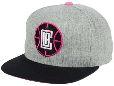Los Angeles Clippers Mitchell & Ness The Hitman Snapback Cap