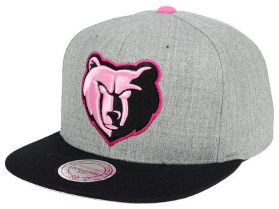 Memphis Grizzlies Mitchell & Ness The Hitman Snapback Cap