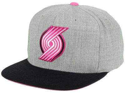 Portland Trail Blazers Mitchell and Ness The Hitman Snapback Cap