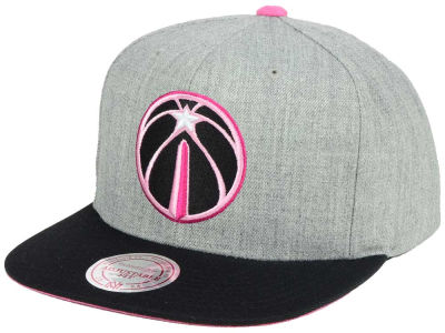 Washington Wizards Mitchell & Ness The Hitman Snapback Cap