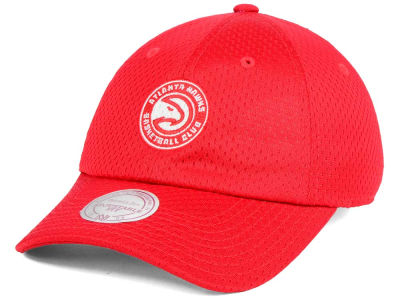 Atlanta Hawks Mitchell & Ness NBA Mesh Dad Hat