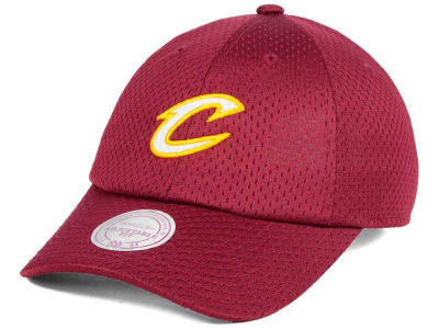 Cleveland Cavaliers Mitchell & Ness NBA Mesh Dad Hat