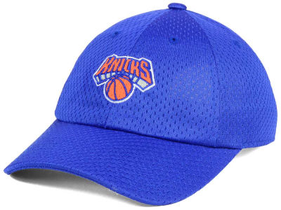 New York Knicks Mitchell & Ness NBA Mesh Dad Hat