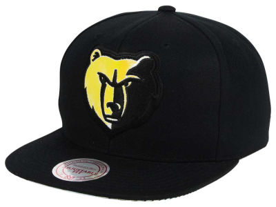 Memphis Grizzlies Mitchell & Ness NBA Orange Gaze Snapback Cap